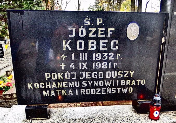 JÓZEF KOBEC
