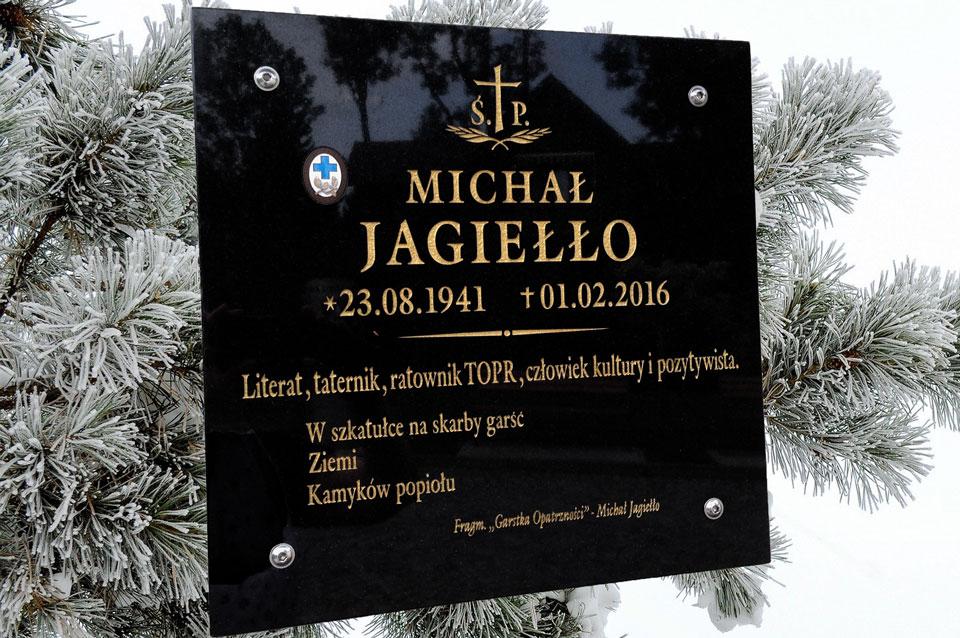 MICHAŁ JAGIEŁŁO - 5. TODESTAG